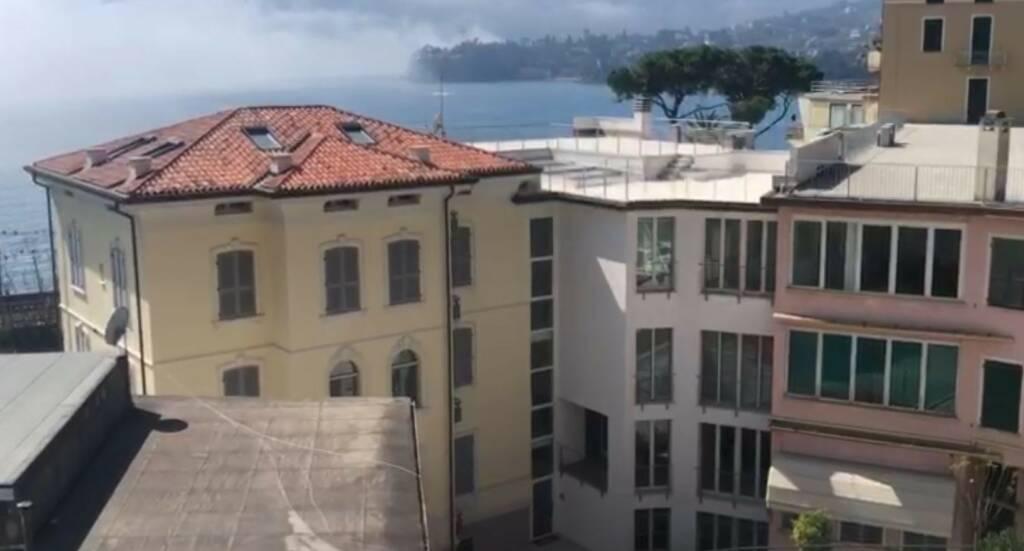 Villa Zoagli sequestrata da Finanza