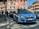volanti polizia piazzale Roma