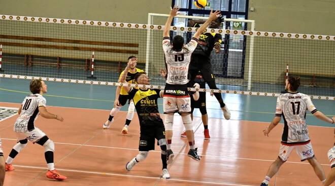 Canottieri Ongina play off Sassuolo