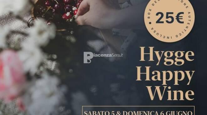 Hygge Happy Wine - Aperitivo in Vigna