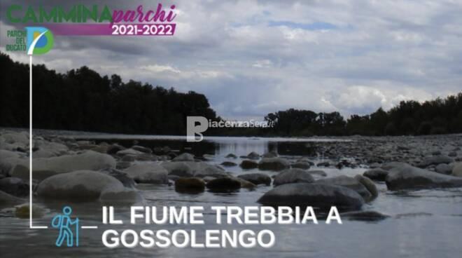 Escursione al Fiume Trebbia a Gossolengo