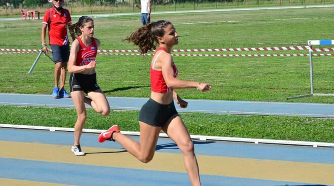 Eleonora Nervetti (Atletica Piacenza)