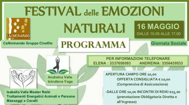 Festival Emozioni Naturale