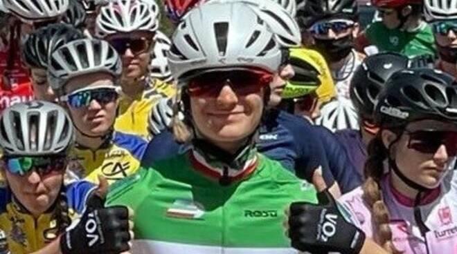 Francesca Barale (Vo2 Team Pink)