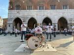 Il flash mob delle orchestre
