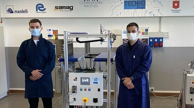 Inaugurazione laboratorio