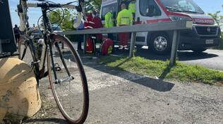 Incidente ciclisti