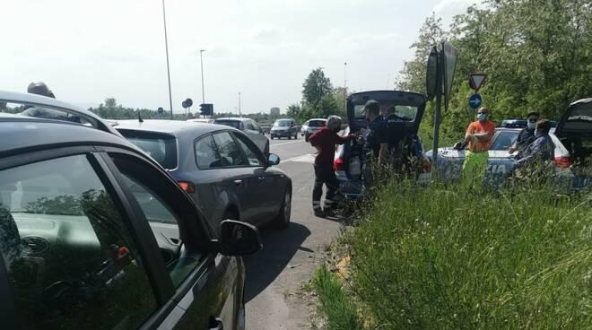 incidente Ponte Trebbia