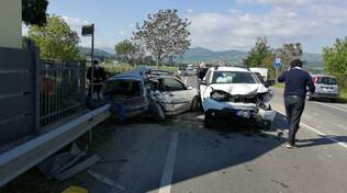 Incidente statale 45