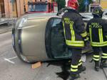 Incidente via Montebello