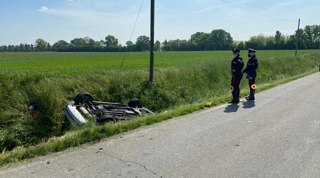 Incidente Zena di Carpaneto