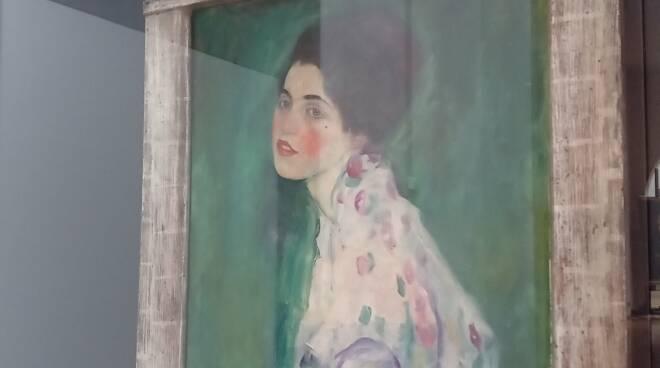 Klimt  - Ritratto di Signora