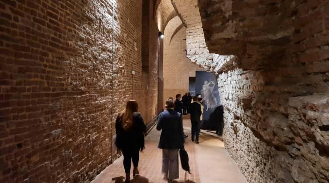 La sezione romana dei musei di Palazzo Farnese