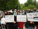 Manifestazione per la Palestina