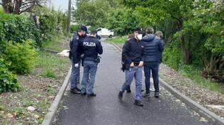Morto Caorsana polizia