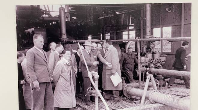 museo del petrolio Cortemaggiore