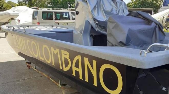 Nuova imbarczione Guado Sigerico