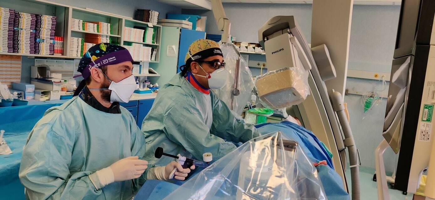 operazione cardiologia