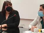 Paola Salomoni e Elly Schlein