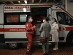 Prefetto visita Croce Rossa