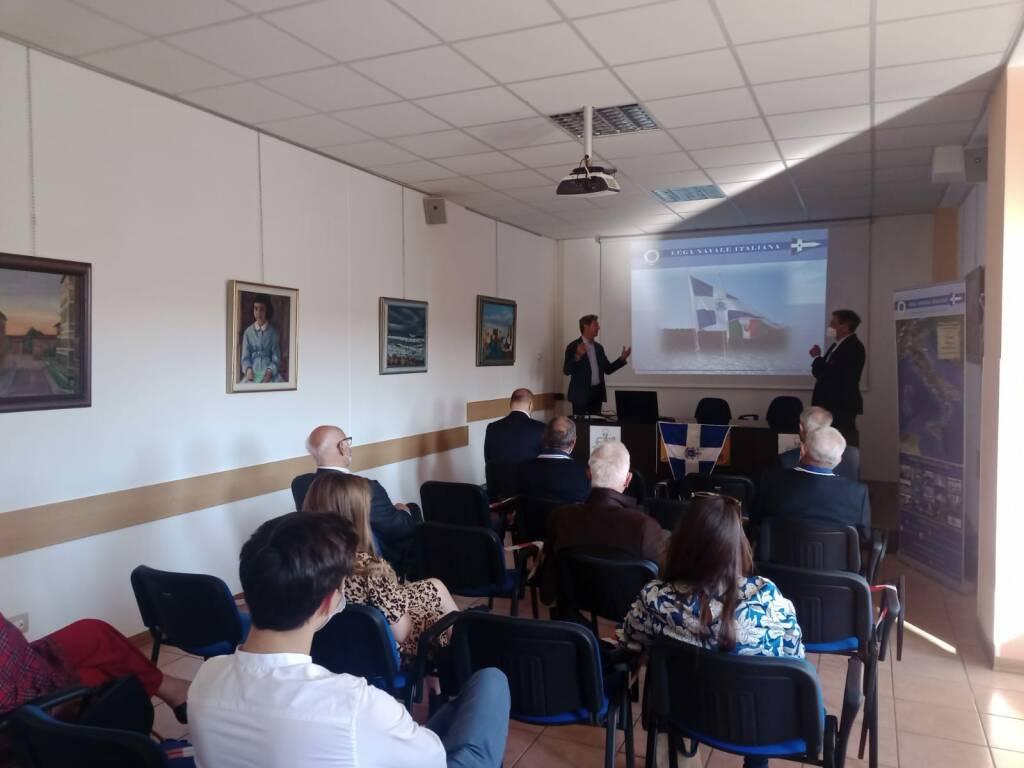 Presentazione lega navale italiana