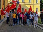 Presidio sindacati sicurezza sul lavoro