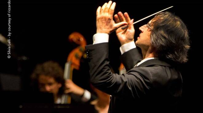 Riccardo Muti (foto di  ©Silvia Lelli by courtesy of riccardomutimusic.com)