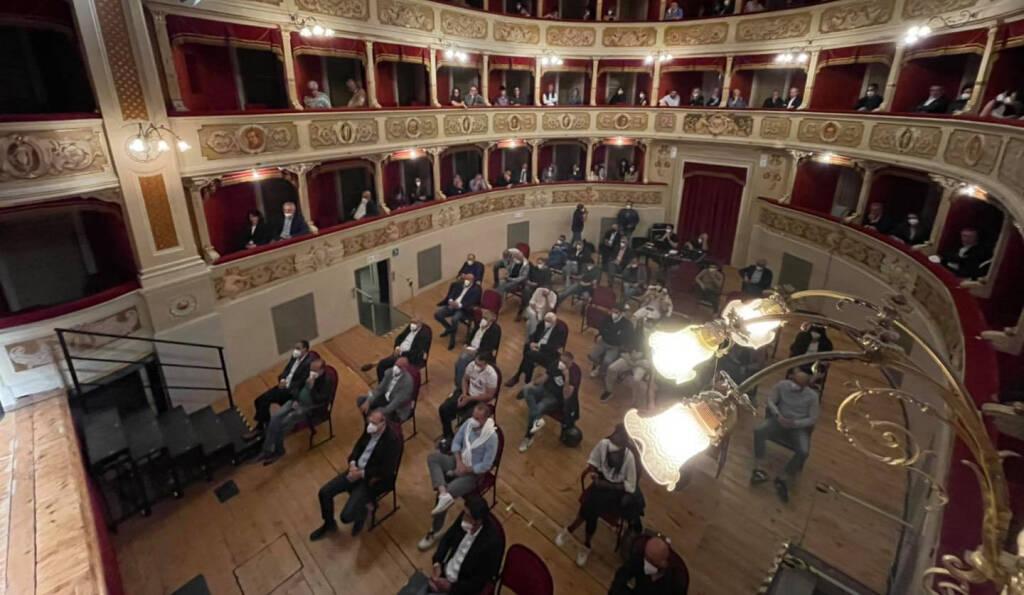 Serata teatro Verdi