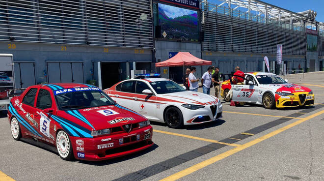 Alfa Giulia Croce Rossa