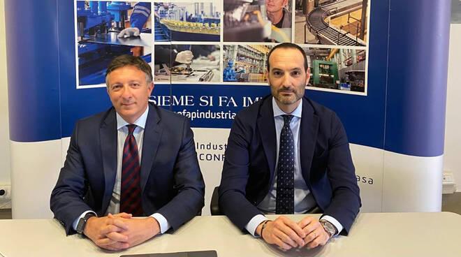 Andrea Paparo e Giacomo Ponginibbi