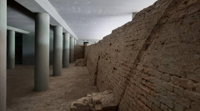Area archeologica via Trebbiola