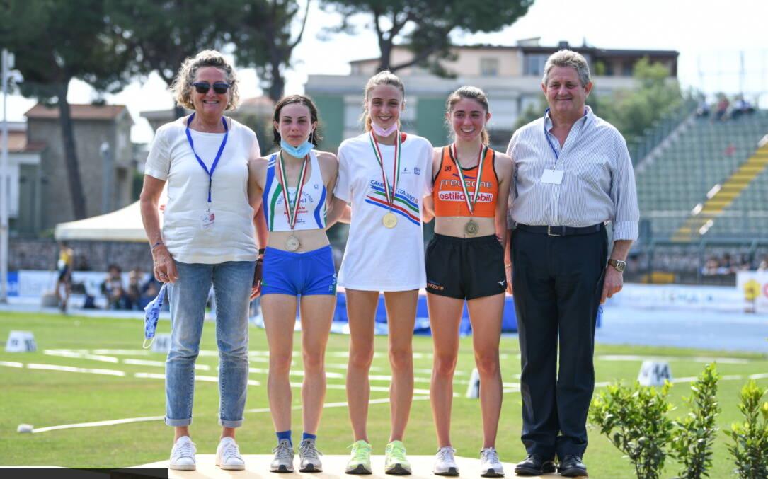 Atletica Piacenza a Grosseto