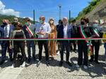 Bonaccini a Ferriere - Inaugurazione campo sportivo