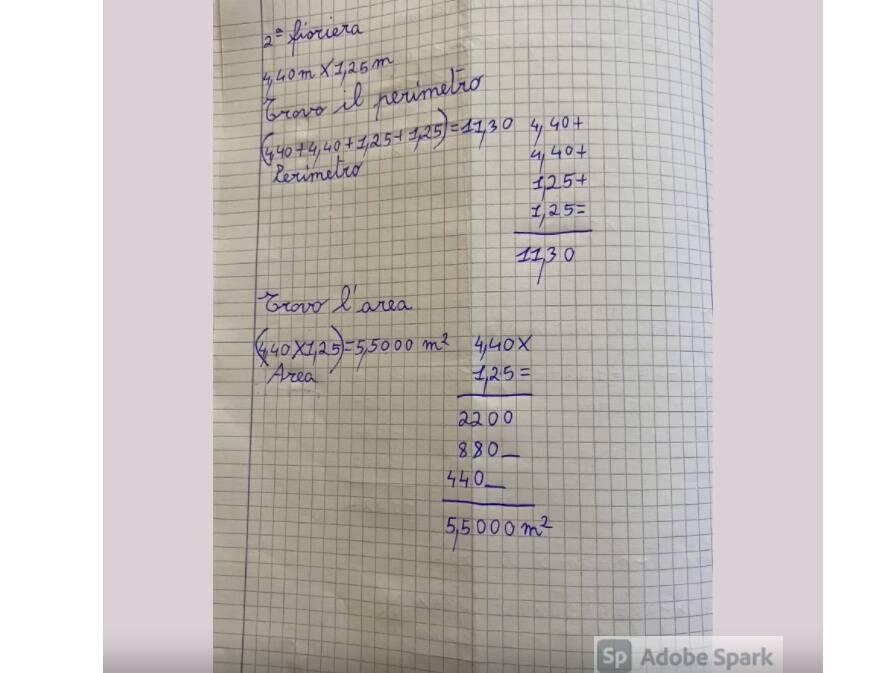 calcoli scuola Mazzini