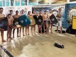 Calypso italiani estivi nuoto pinnato