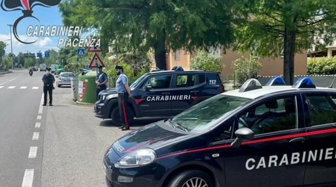 carabinieri controlli antidroga