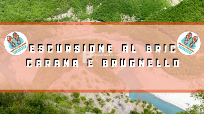 Escursione al Bric Carana e Brugnello