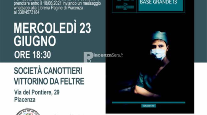 """Paola Chimisso presenta \""""Base Grande 13\"""" alla Società Canottieri Vittorino da Feltre"""