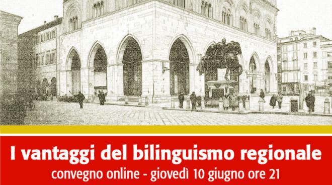 Conferenza bilinguismo regionale