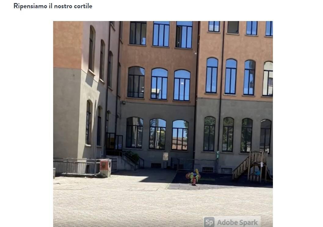 cortile Mazzini
