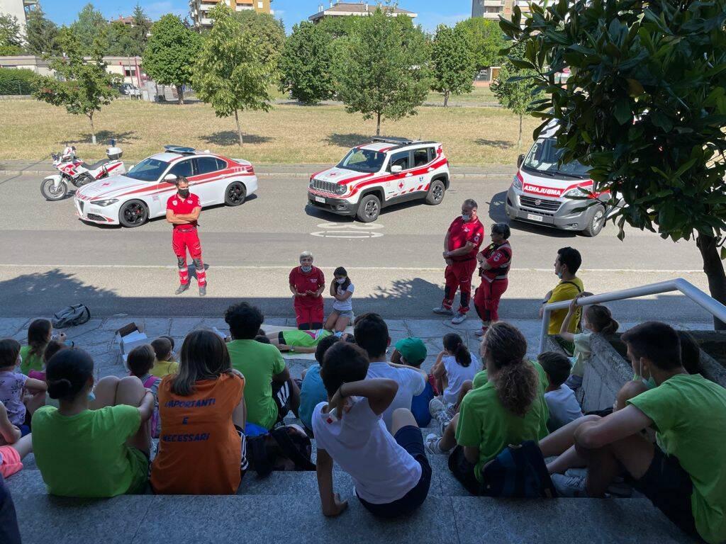 Croce Rossa - Grest San Giuseppe Operaio