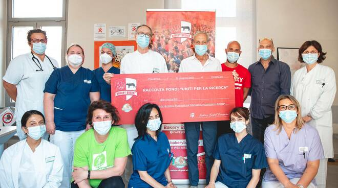 Donazione Bakery Oncologia