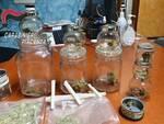 droga sequestrata carabinieri