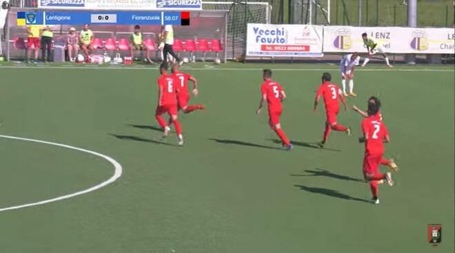 Fiorenzuola goal