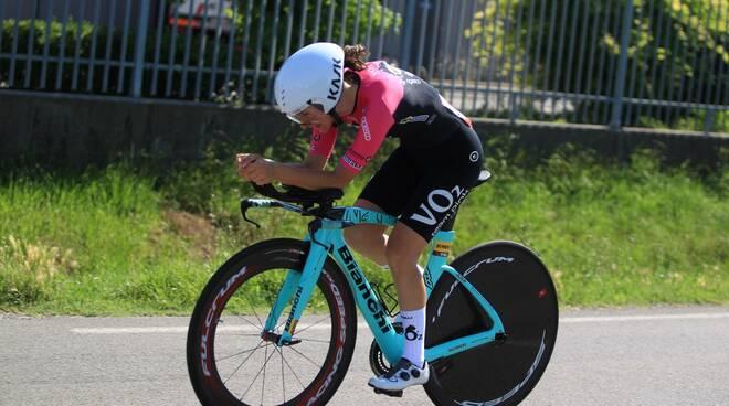 Francesca Barale cronometro