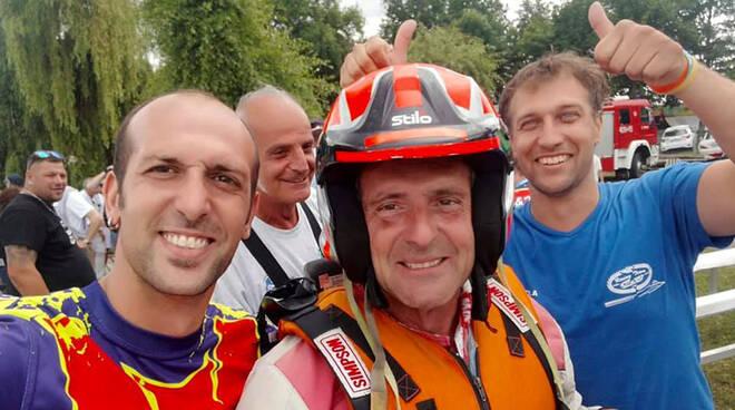 Giuseppe Rossi, Alex e Max Cremona