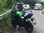 Incidente motociclista