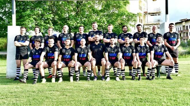 La Squadra Cadetta di Rugby Lyons (ph Rugby Lyons)