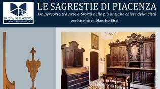 Le sagrestie di Piacenza