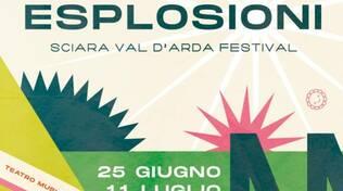 """Locandina Festival """"Nuove Esplosioni"""""""